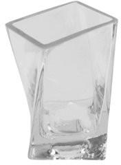 575 Denim Northlight Dual Purpose Transparent Glass Tea Light Candle Holder