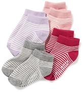 Old Navy Ankle Socks 4-Pack for Toddler & Baby