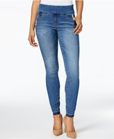 Jag Nora Pull-On Released Hem Skinny Jeans