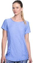 Gaiam Women's Energy Yoga Tee