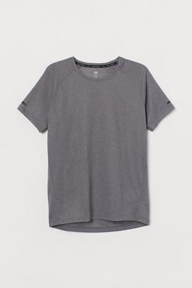 H&M Regular Fit Running Shirt