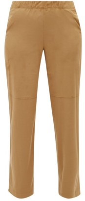 MAX MARA LEISURE Bedford Trousers - Camel