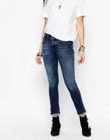 Diesel Livier Low Rise Skinny Jeans
