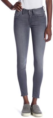 Lynn Mid-Rise Super Skinny Jeans