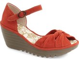 Fly London 'Yoel' Wedge Sandal (Women)