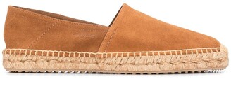 Car Shoe Collapsible-Heel Espadrilles