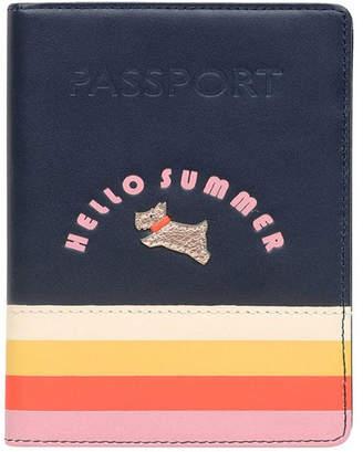 Radley Hello Summer Bifold Passport Holder