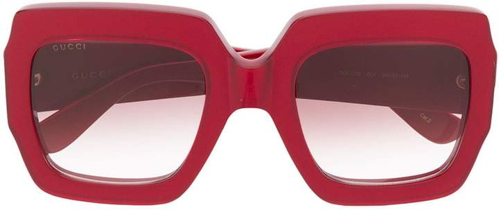 8f97009f square shaped sunglasses