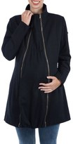 Women's Modern Eternity Convertible Maternity Coat