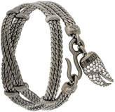 Vivienne Westwood charm chain bracelet