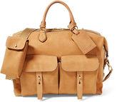 Ralph Lauren Vachetta Sahara Duffel Bag