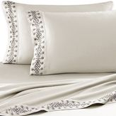 J. Queen New YorkTM Bohemia Full Sheet Set in Champagne