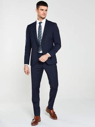 HUGO Arti Suit Jacket - Navy