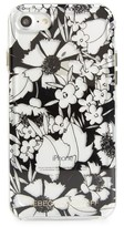 Rebecca Minkoff Beach Flower Iphone 7 Case - Black