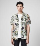 AllSaints Descent Short Sleeve Shirt