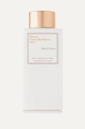 Francis Kurkdjian Aqua Celestia Scented Shower Cream, 250ml - Colorless