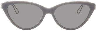 Balenciaga Grey BB0052S Sunglasses