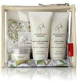 Storksak Organics Little Traveller Gift Set - Pack of 4