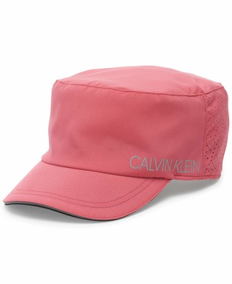 Calvin Klein Women's Polyester and Spandex Sporty Athletic Cap