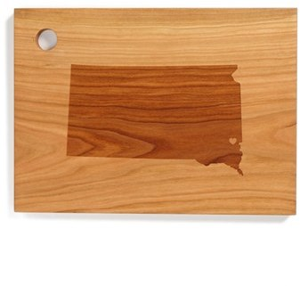 Nordstrom Richwood Creations 'State Silhouette' Cutting Board