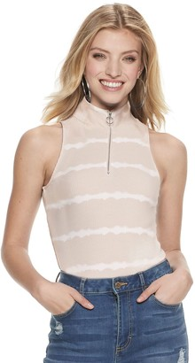 JLO by Jennifer Lopez Women's Zip-Front Bodysuit