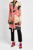 Missoni Printed Wool Cardigan with Cashmere