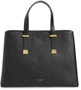 Ted Baker Alissaa Leather Tote - Black