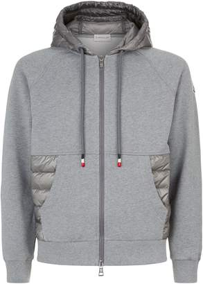 Moncler Quilted Hoodie