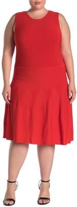Rachel Roy Liliana Fit and Flare Dress (Plus Size)