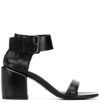 Marsèll Block Heel Ankle Strap Sandals