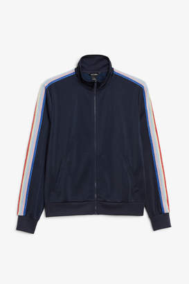 Monki Zip tracksuit jacket