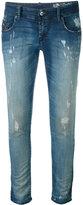 Diesel skinny jeans - women - Cotton/Spandex/Elastane/Lyocell - 23