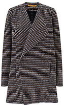 HUGO BOSS BOSS Orange Tivera Stripe Jacket, Dark Blue