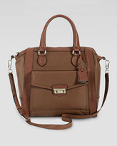 Cole Haan Zoe Structured Satchel Bag