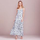 Lauren Conrad Dress Up Shop Collection Ruffle Maxi Dress - Women's