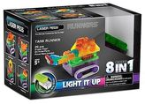 Laser Pegs 8 in 1 Tank Runner Lighted Construction Toy