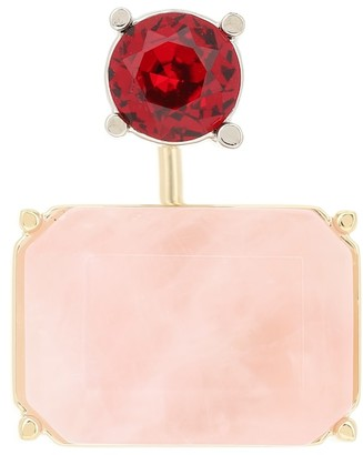 Acne Studios Crystal-embellished earring