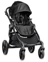 Baby Jogger City Select Single Stroller in Black/Black