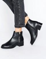 Miss KG Janice Low Heel Boot