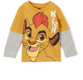 Children's Apparel Network The Lion King Tan Long-Sleeve Tee - Toddler