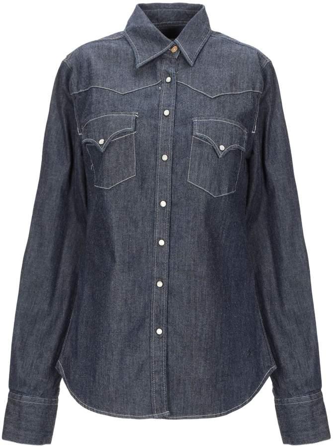 9.2 By Carlo Chionna Denim shirts - Item 42756274VX