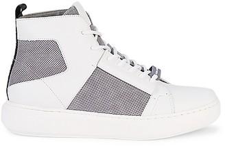 Karl Lagerfeld Paris High-Top Sneakers