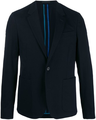 Paul Smith patch pocket blazer