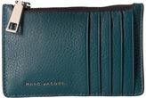 Marc Jacobs Wingman Card Zip Wallet Wallet Handbags