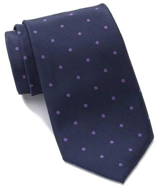 Tommy Hilfiger Herringbone Dot Tie