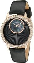 Stuhrling Original Women's Lifestyle Radiant Swiss Quartz Dial Watch 336.12451