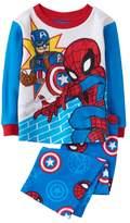 Crazy 8 Marvel Fuzzy 2-Piece Pajama Set