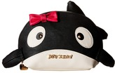 Betsey Johnson Kitsch Whale Cosmetic