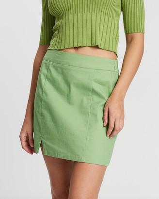 Twiin Keeper Mini Skirt