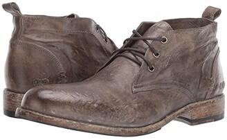 Bed Stu Clyde (Taupe Dip-Dye Tremolo Wash) Men's Shoes